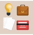 office equipment design vector image