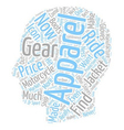 Popular Motorcycle Apparel And Gear Guide text vector image vector image