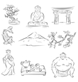 Symbols of Japanese culture