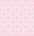 tile pattern or seamless pink background vector image vector image