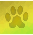 Animal Paw vector image