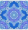 Ornate seamless pattern in Arabic style vector image