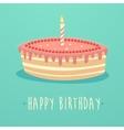 Birthday Cake Happy Birthday Cupcakes Cartoon