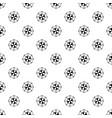 diamond gemstone pattern vector image vector image