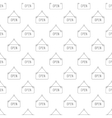 Open pattern seamless vector image