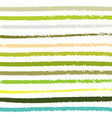 watercolor acid green yellow stripes background vector image vector image