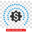 Financial Industry Protection Eps Icon vector image vector image