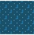 rain boots seamless pattern vector image