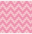 valentine pale pink seamless polka dot pattern vector image