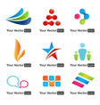 Web Icons and Logo design elements set