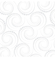 abstract geometric pattern dots around repeating