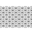 black lines on a white background vector image vector image