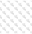 grampus pattern seamless vector image vector image