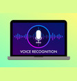 Voice recognition search speech detect icon