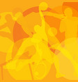 sport background olympiad vector image