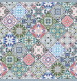 decorative background in ethnic style vector image