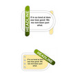 Infographics template four options with paper