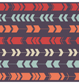 seamless colorful decorative ethnic pattern vector image