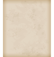 Vintage blots stained paper texture vector image vector image