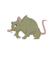 Big rat vector image vector image