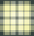 plaid fabric texture pixel seamless pattern vector image vector image