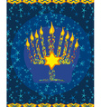 Jewish holiday hanukkah card