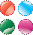 lids vector image