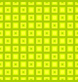 abstract repeating pattern - square background vector image vector image