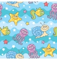 Pattern sea creatures