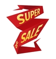 Sale super vector image vector image