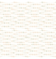 nude circle seamless pattern vector image