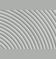 layered white striped background vector image vector image