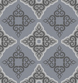 Kyrgyz pattern Traditional national pattern of vector image