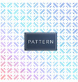 square seamless modern style image vector image vector image