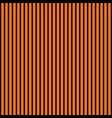 abstract black and orange color striped pattern vector image vector image