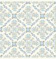 boho ethnic ornament tribal art print seamless vector image vector image