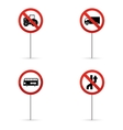 Traffic Signals vector image