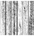 Wooden Planks Vertical vector image vector image