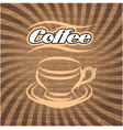 coffee labels2 vector image vector image