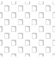 paper pattern seamless vector image vector image
