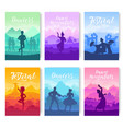 traditional dances from all over the world vector image