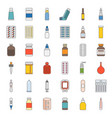 pharmacy item vector image vector image