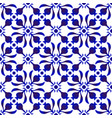 porcelain pattern seamless vector image vector image