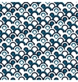Simple geometric Japanese seamles pattern vector image
