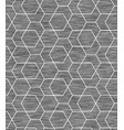 line geometric gray marl heather seamless pattern vector image vector image