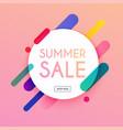 sale website banners web template can be used vector image vector image