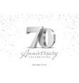 70 years anniversary celebration