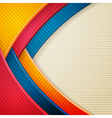 abstract background from strips a color