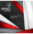 Abstract background of red white and black