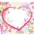 tender love vector image
